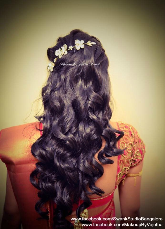 Hairstyles For Long Hair S In Hindi : 352 best wedding hairstyles indian by weddingsonline india