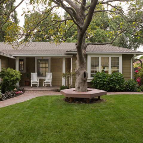 70 best images about exterior paint combos on pinterest for Remodeling a 1950s ranch home