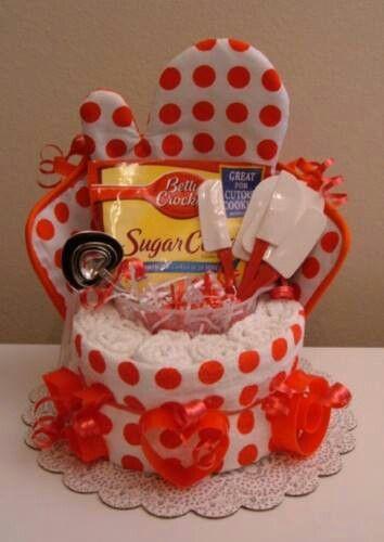 Bridal shower gift idea.