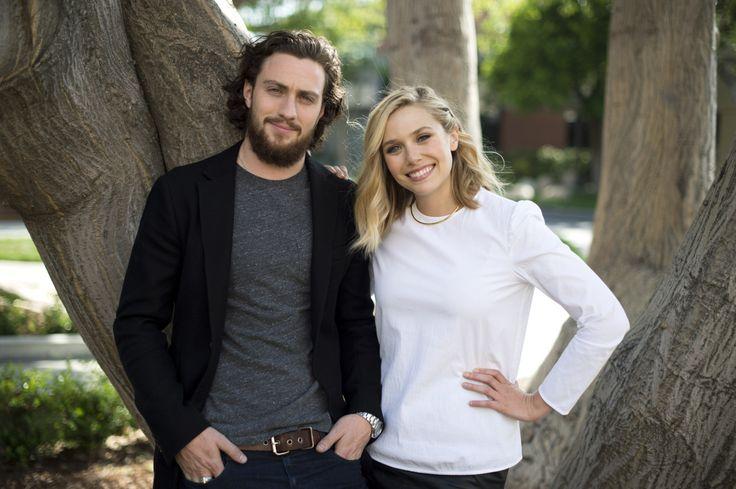 elizabeth olsen and aaron taylor johnson relationship goals