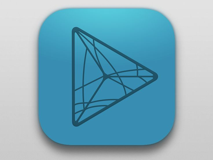 iOS 7 app icon