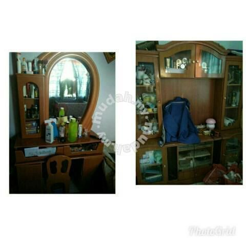Kabinet perhiasan & Meja solek - Furniture & Decoration for sale in Kota Tinggi, Johor