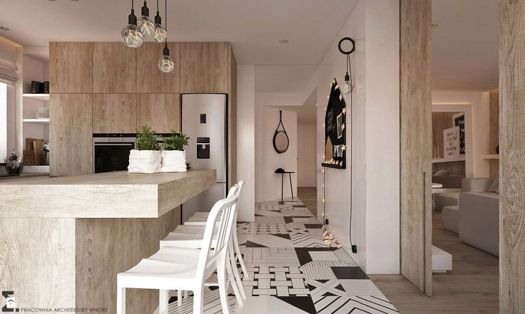 Wystrój wnętrz - Salon - styl Skandynawski. Projekty i aranżacje najlepszych designerów. Prawdziwe inspiracje dla każdego, dla kogo liczy się dobry gust i nieprzeciętne rozwiązania w nowoczesnym projektowaniu i dekorowaniu wnętrz. Obejrzyj zdjęcia!