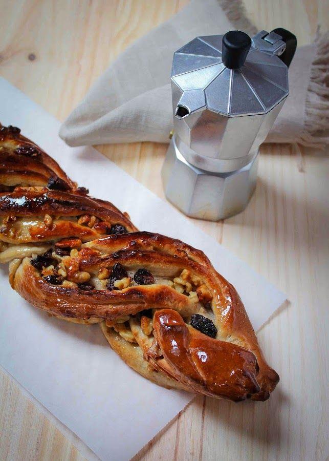 Te va a encantar el sabor de esta trenza que nos enseñan a preparar desde el blog OPERACIÓN PASTELITO.