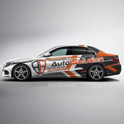 sporty wrap for mercedes