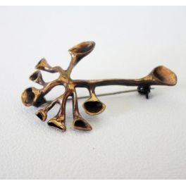 broche reindeer moss brons Hannu Ikonen Finland