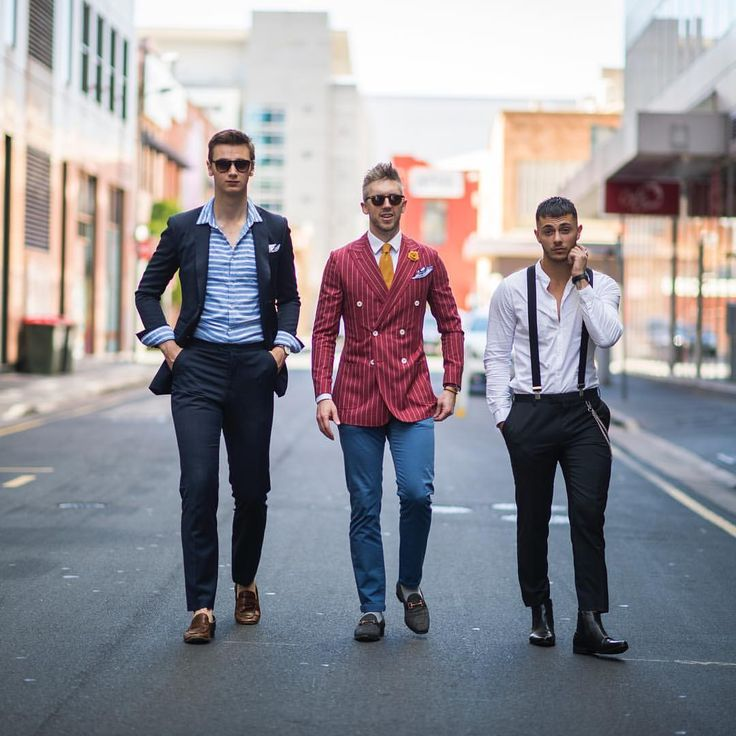 "1,065 Me gusta, 31 comentarios - Steve Tilly (@stevetillystyle) en Instagram: ""The Adelaide dapper squad are walking in 2018 full of confidence on all the possibilities. Bring it…"""
