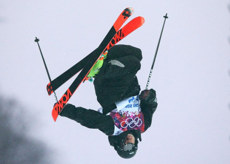Lyndon Sheehan: 9th freeski halfpipe (c) Getty Images