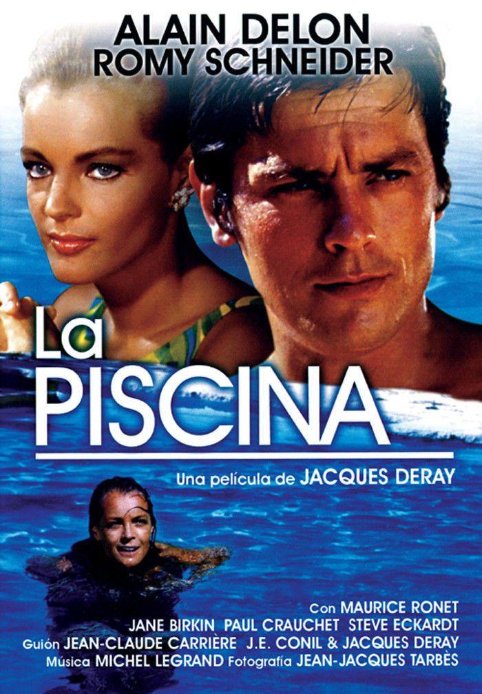 La piscine (1969) Cinematography by Jean-Jacques Tarbès - Costume Design by André Courrèges - Directed by Jacques Deray - Music by Michel Legrand - Production Design by Paul Laffargue (700×1008)