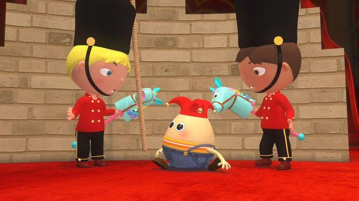 Humpty Dumpty  Still from video by #HuggyBoBo  Watch on YouTube https://youtu.be/3gu95fA_W3Y