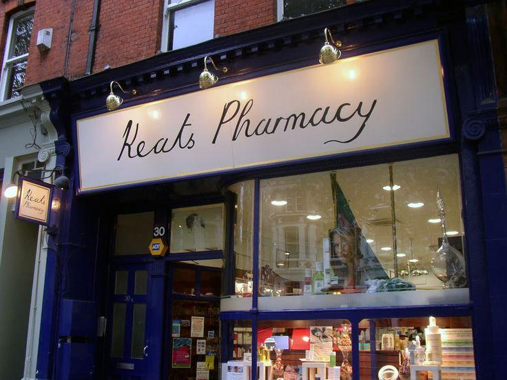 Keats pharmacy <3
