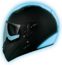 Shark Vision R Lumi Glow in the Dark Helmet