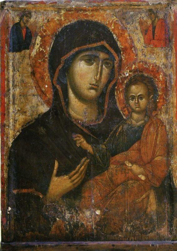 Παναγία-Ιησούς Χριστός (ΚΤ)