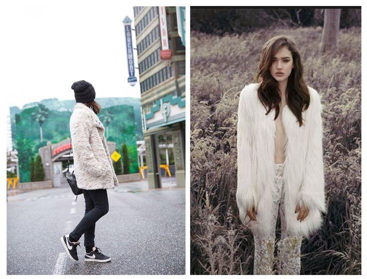 Resultado de imagen de looks+chaqueton blanco