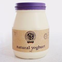Harris Granja natural de yogur puro 1kg Pastos Jersey Pot Set, Frdg2-Lechería…