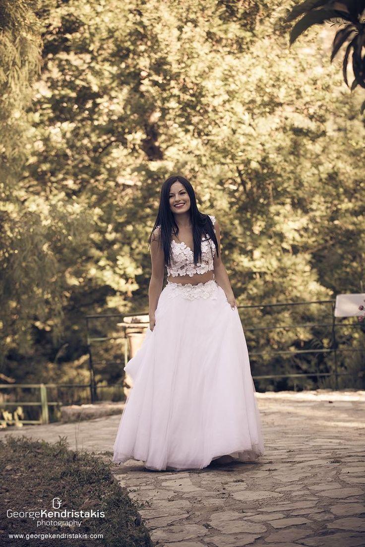 Beautiful bride | Wedding after | Crete  georgekendristakis.com