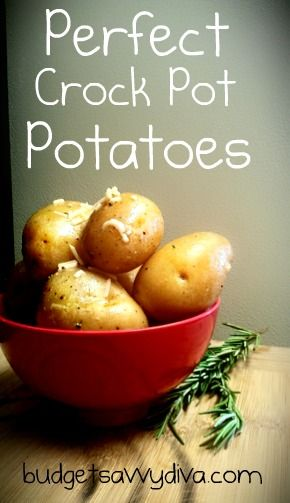 Crock Pot Potatoes Recipe