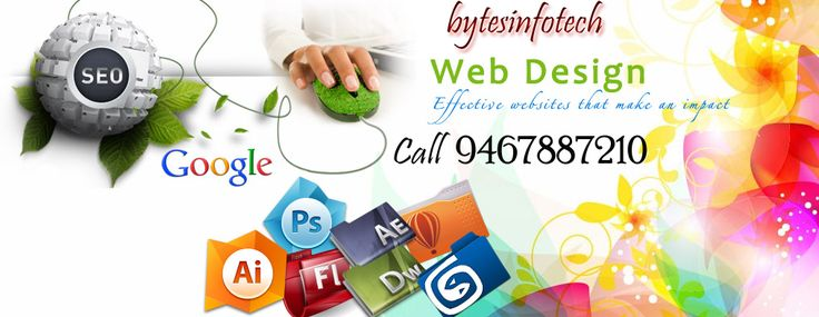 Are you are looking for a quality Web Designer ? BYTES INFOTECH one of the top Web Design Company in Chandigarh has a team of expert Web Designers and Developers who have expertise in creating Dynamic, ECommerce, Responsive Web Designing . For more details call on 9467887210 or visit our website : www.bytesinfotech.com