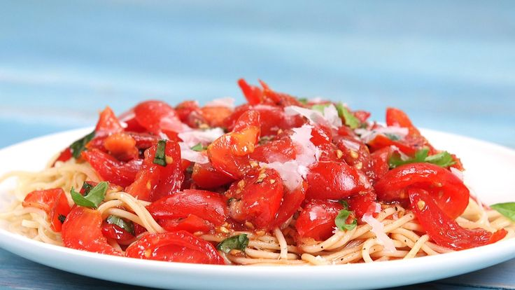 No-Cook Tomato Sauce