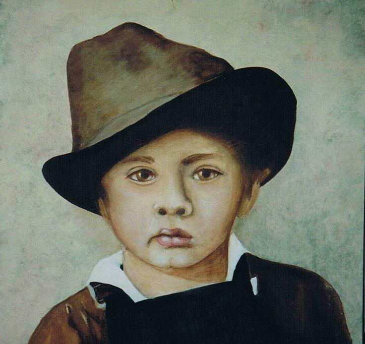 Elvis aged 2