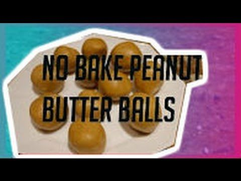 DIY Skippy Peanut Butter Bites - Recipe for a Healthier Version! - YouTube