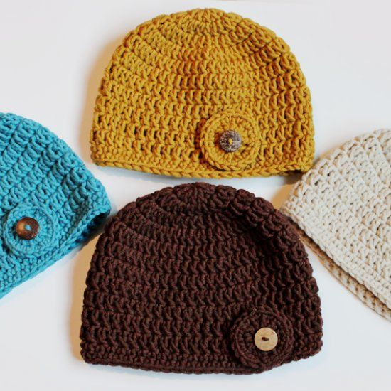 Simple beginner crochet hat with easy instructions and plenty of pictures to help you along the way. thanks so xox