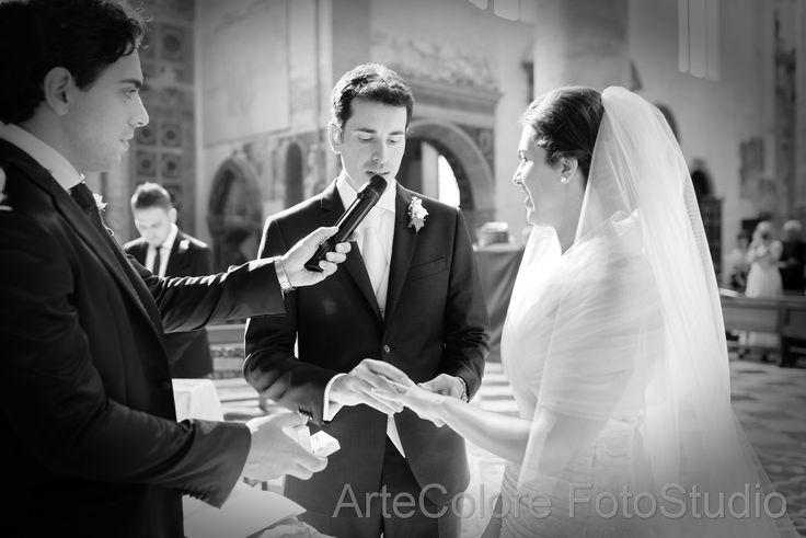 anelli sposi chiesa S. Anastasia Verona