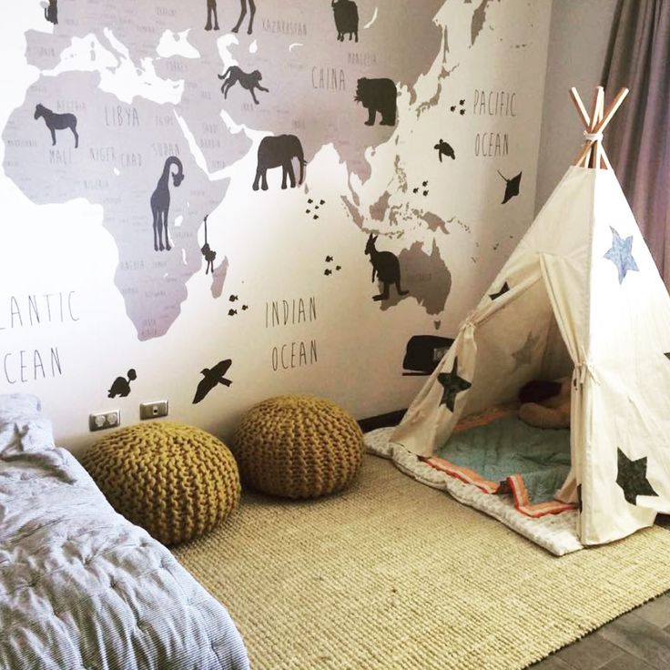 Little Hands Wallpaper Mural - The wallpaper can be ordered in various sizes. We…