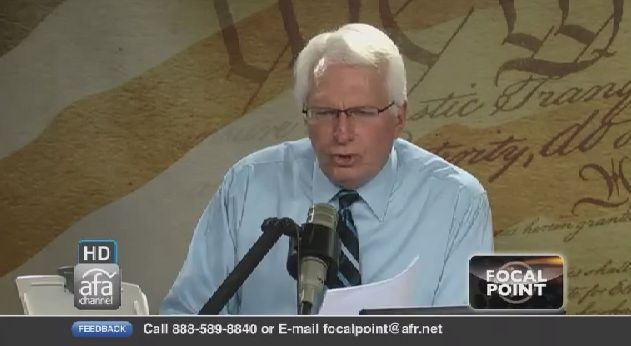 AFA's Bryan Fischer Redefines the Word 'Religion,' Says First Amendment Was Meant to Protect Christians Only