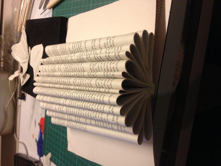 Paper creative decor