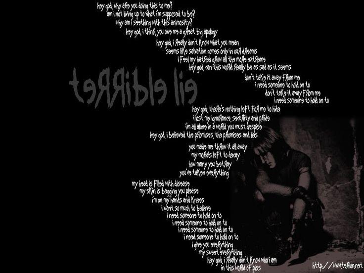 Six Market Blvd. - Terrible Lies Lyrics | Musixmatch