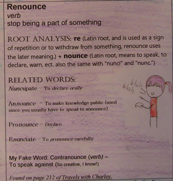 "One of our ten options for Vocabulary Workshop is called ""Root-Related Word Display.""  Here's a great one from 6th grader Jackie!  Learn about our Vocabulary Workshop here: http://www.corbettharrison.com/Vocabulary.htm"