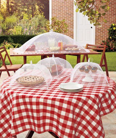 Mesh Food Covers Camping Party Cover Bbq Picnic Tent Mesh