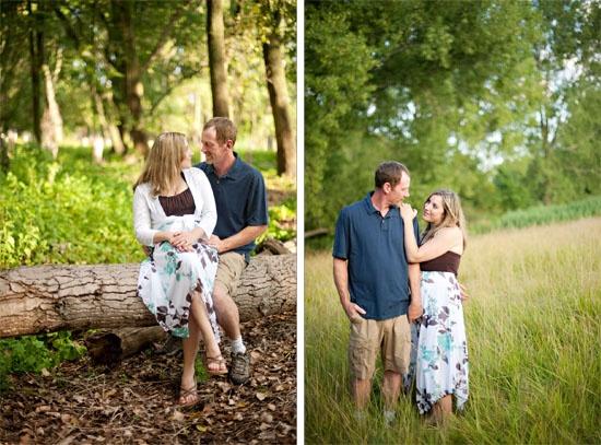 Il Cavallo Photography | Don & Leigh Ann {Buffalo Engagement Photography}