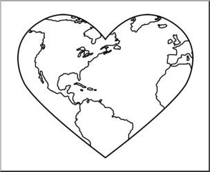Free Earth Day coloring pages.: