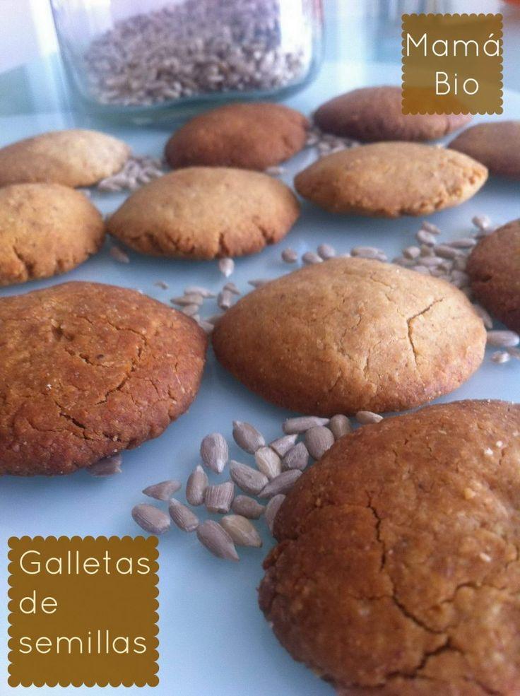 Galletas de Espelta con Chía y Leche de Avena