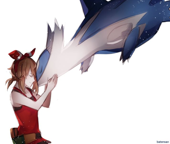 Pokemon Omega Ruby Eon by batensan on DeviantArt I loved it when I first meet latios in Omega Ruby and he became one of the key pokemon on my team