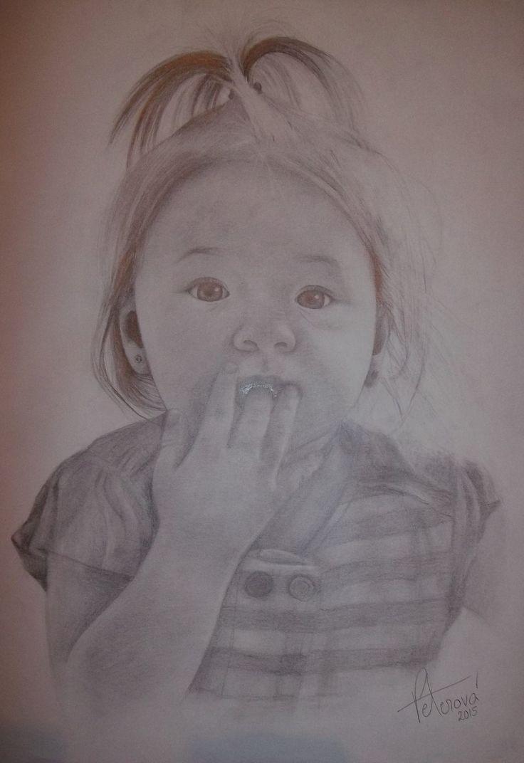 Portrét A3 - Peterová