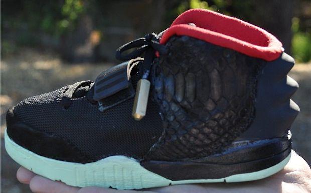 Baby Nike Air Yeezy 2