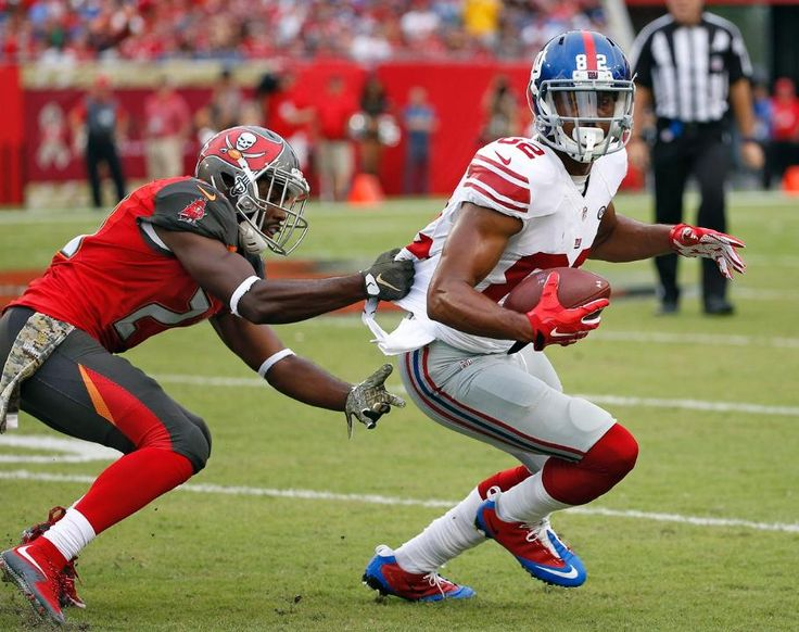 From the Sidelines: Giants vs. Buccaneers (11/8)