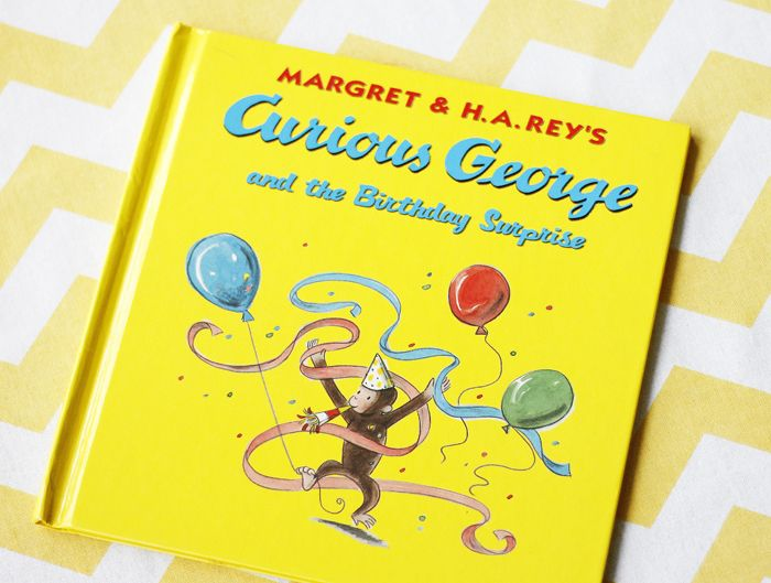 Curious George Birthday Party - Curious George Birthday & 85 best Curious George Charley etc Monkey Party images on ...