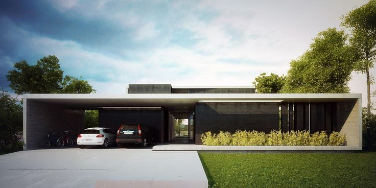 Proyectos - Ezequiel Amado Cattaneo - Casa Neuquen