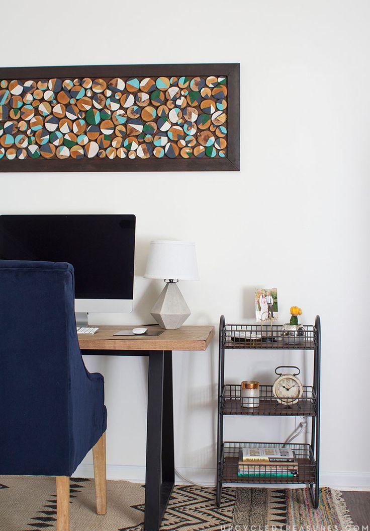 rustic modern office space Best 25+ Modern rustic office ideas on Pinterest | Modern
