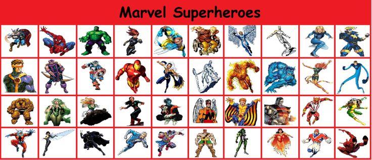 every superhero logo superheroes names and logos tino