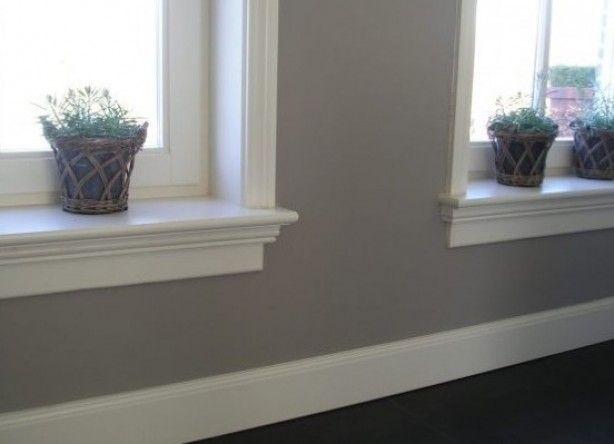 Tijdens de verbouwing van de woonkamer ben ik dit foto tegen gekomen, zo moet het worden!