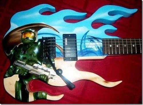 Great set of ridiculous guitars. :)