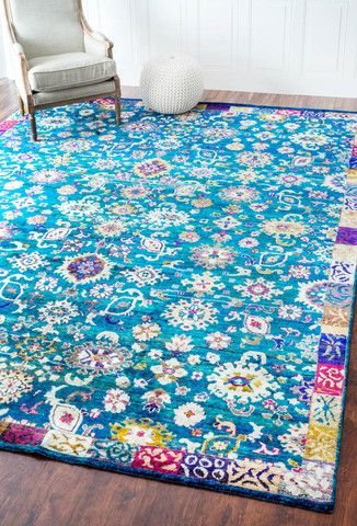 41 best bright nuloom rugs images on pinterest area rugs for Bright blue area rug