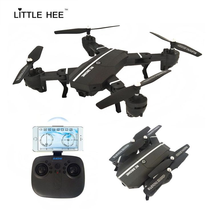 LITTLEHEE WIFI Drone 2017 XS809w 720p Remote Control Foldable Quadcopter Mini Drones with Camera HD Pocket RC Helicopter //Price: $94.40 & FREE Shipping //     #GAMES
