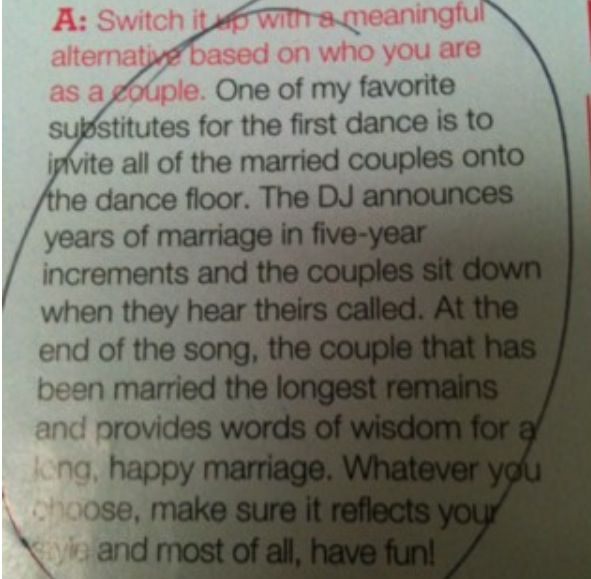 I Want To Do This Instead Of The Father Daughter Dance First Wedding SongsWedding