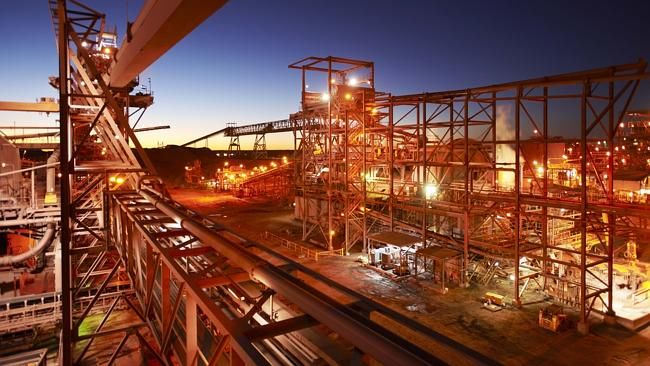THE Olympic Dam mine will be expanded to produce more than twice as much as it does now by the middle of next decade, BHP Billiton has flagged.
